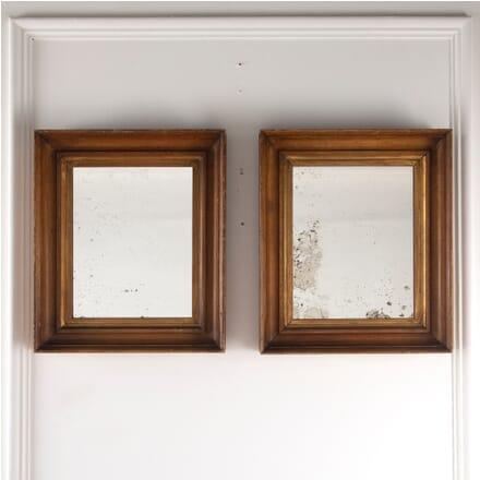 Pair of Rectangular Mirrors MI3011446