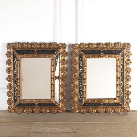 Pair of Spanish Mirrors MI7913619