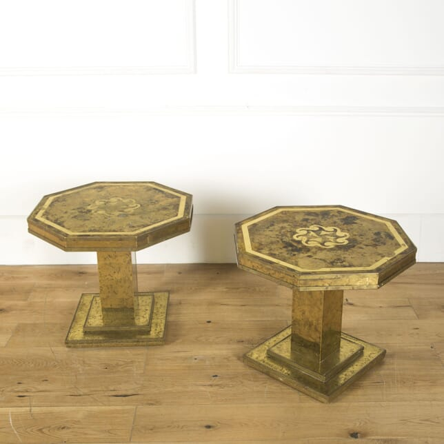 Pair of Spanish Tables CT749407