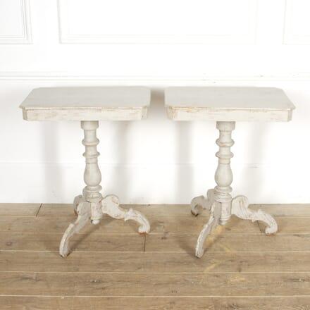 Pair of 19th Century Swedish Tables TC6017432