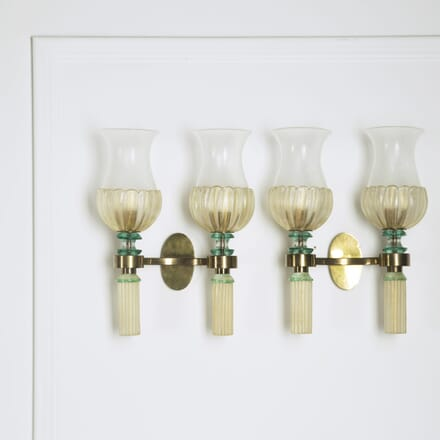 Pair of Veronese Attributed Wall Lights LW299347