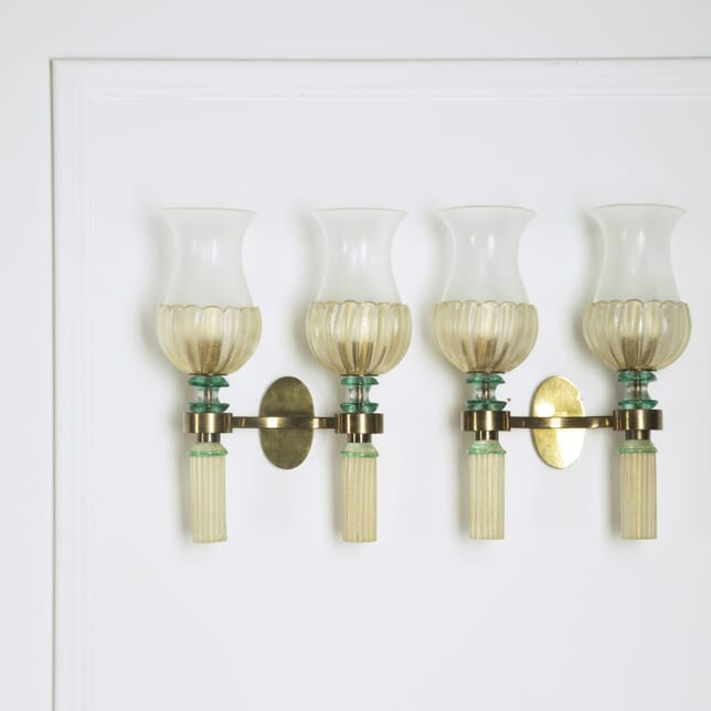 Pair of Veronese Attributed Wall Lights LW299347