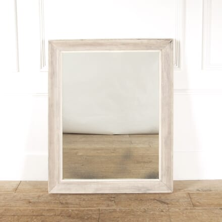 19th Century Painted French Mirror MI4414084
