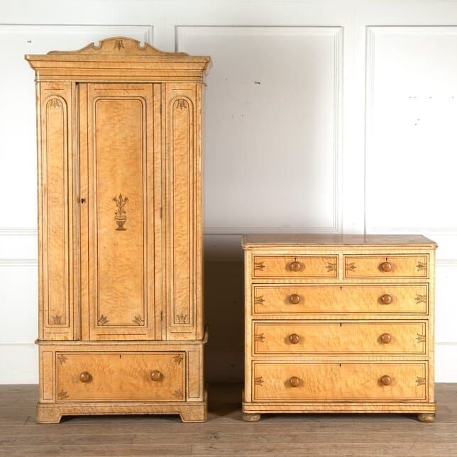 Victorian Bedroom Set CC4510691
