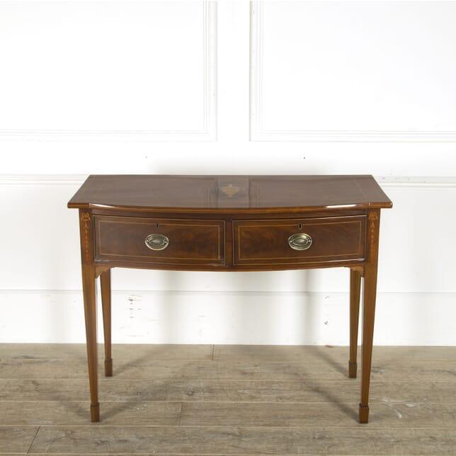 Petite George III Mahogany Serving Table TS889694