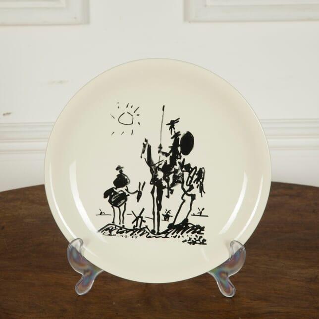 Picasso Ceramic Plate DA4311606