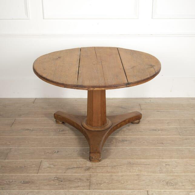 English Pine Centre Table TC2015193