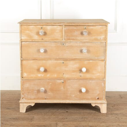 Georgian Pine Chest of Drawers CC2011488