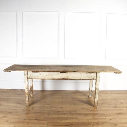 English Pine Serving Table TS7917549