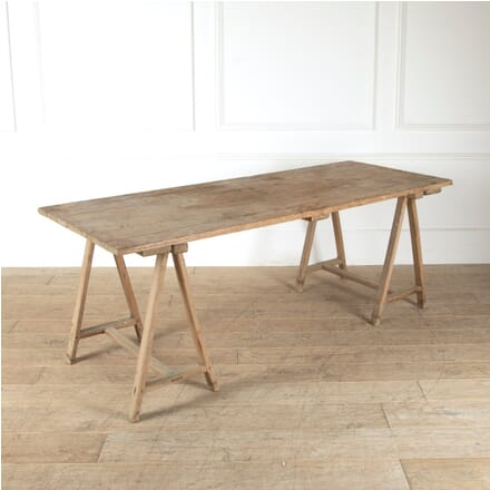 Pine Trestle Table TD5211448