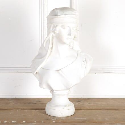 French Plaster Bust GA5515248