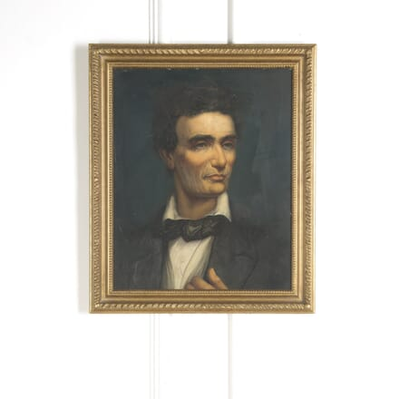 Portrait of Abraham Lincoln WD139994