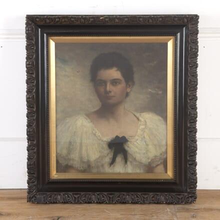 Portrait of an Edwardian Lady WD8514229