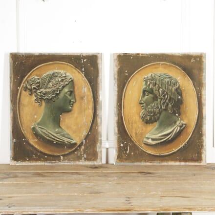 20th Century Portrait Panels WD4517471