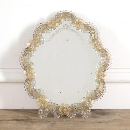 Venetian 20th Century Table Mirror MI1516627