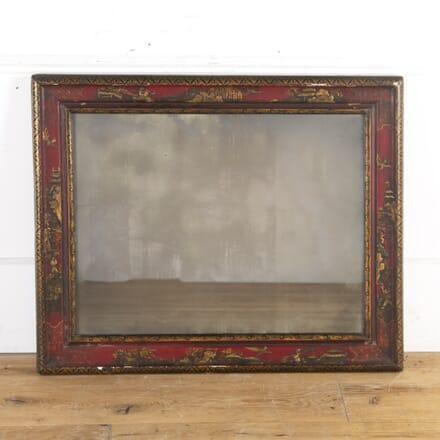 Queen Anne Bevelled Mirror MI274337