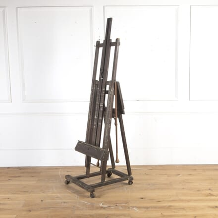 19th Century Artist's Easel by G. Gent of Bayswater OF8214158