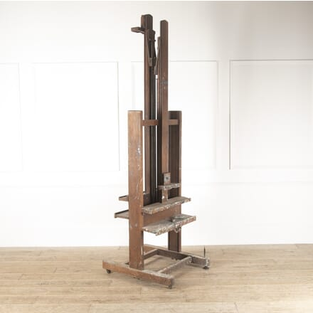 French 19th Century Double Artist's Easel DA4414109
