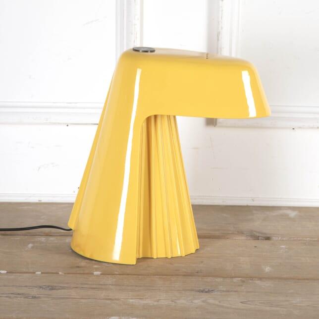 Italian Yellow Ceramic Lamp LL8715312