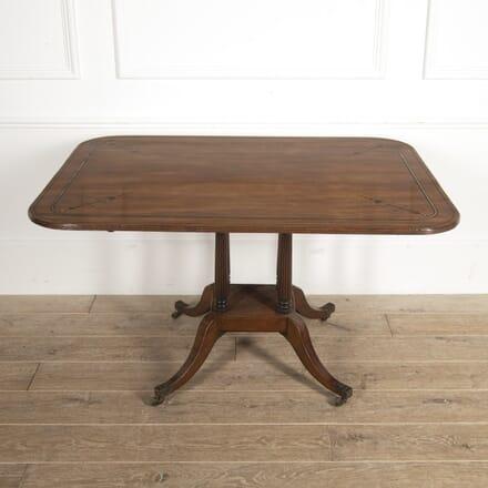 Regency Mahogany Breakfast Table TD8815122