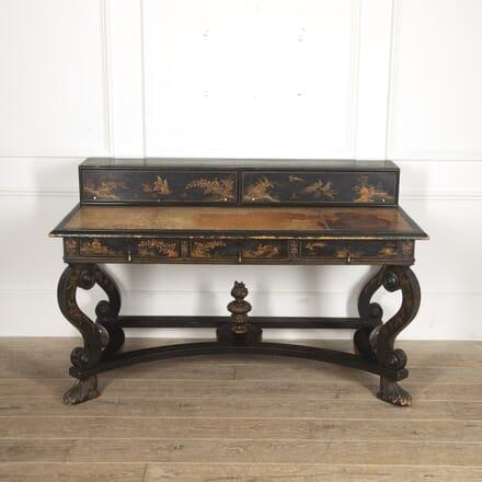 Regency Chinoiserie Desk DB0915582