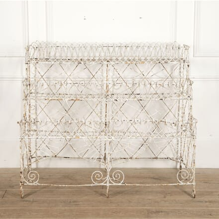 Regency Iron and Wire Conservatory Stand GA3515517