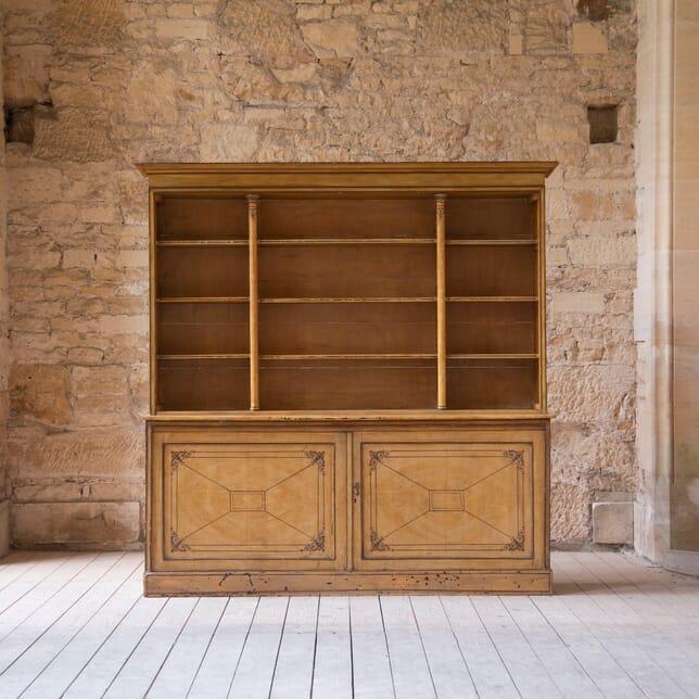 Regency Original Painted Bookcase BK3610996
