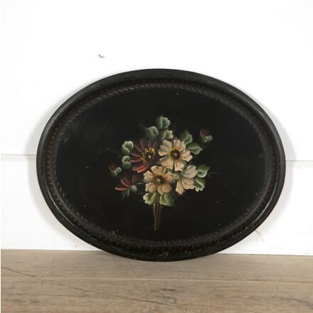 Regency Period Tole Tray DA2010677