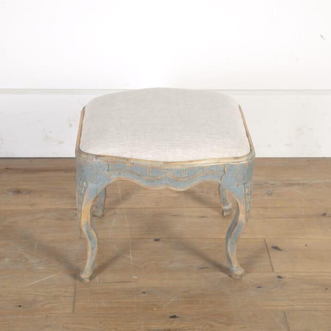 Swedish Rococo Footstool ST9014925
