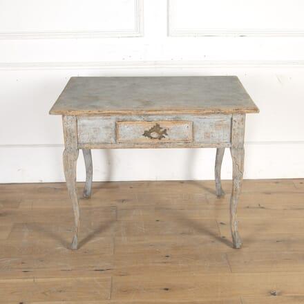 Swedish Rococo Side Table TS9014930
