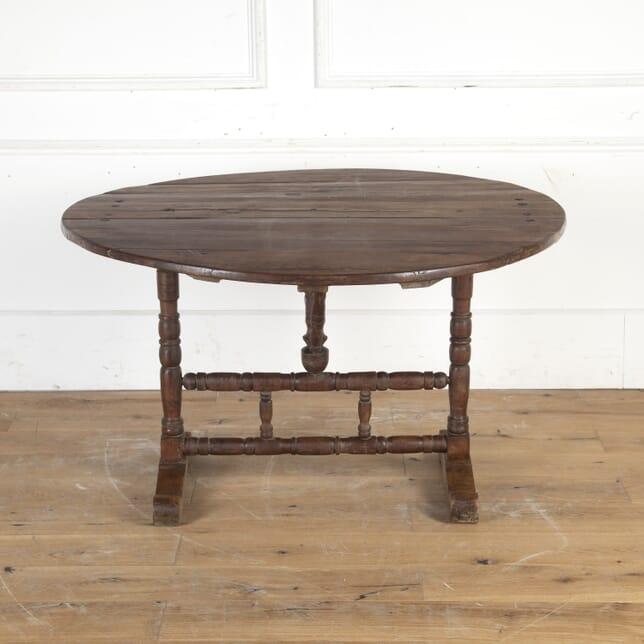 19th Century Provençal Drop-Leaf Table DA7115422