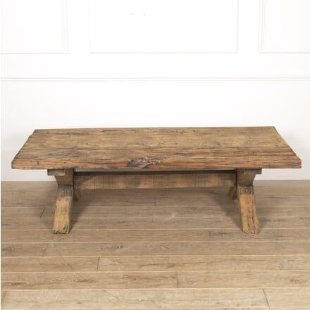 Rustic Swedish Coffee Table CT4416879