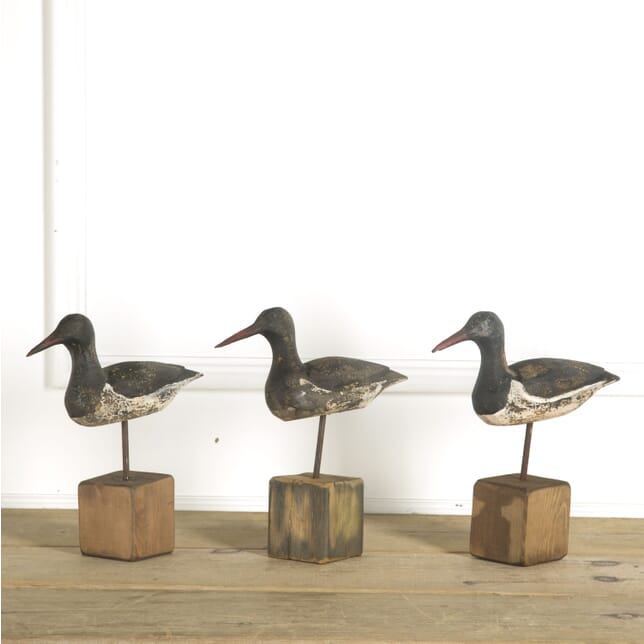 Set of 19th Century Decoy Ducks DA999493