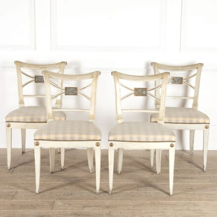 Set of Four Swedish Dining Chairs CH6014640