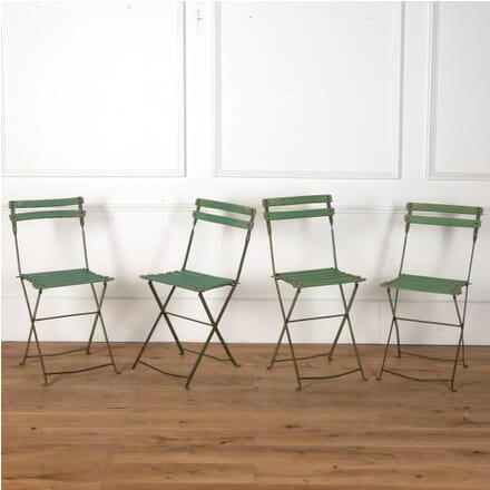 Set of 4 French Bistro Chairs GA7110775