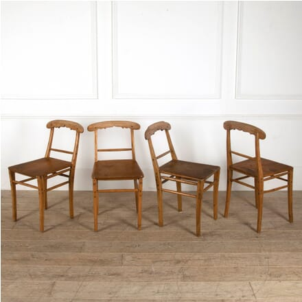 Set of Four Swedish Dining Chairs CD2011483