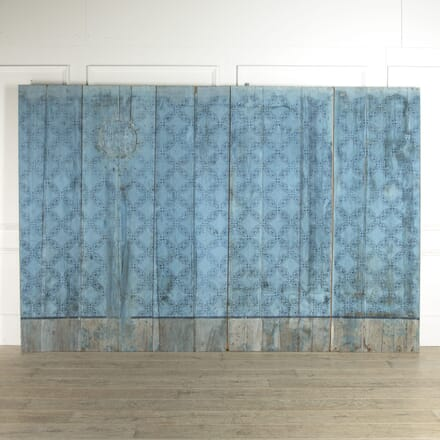 Set of Early 19th Century Swedish Painted Wall Panels WD0210493