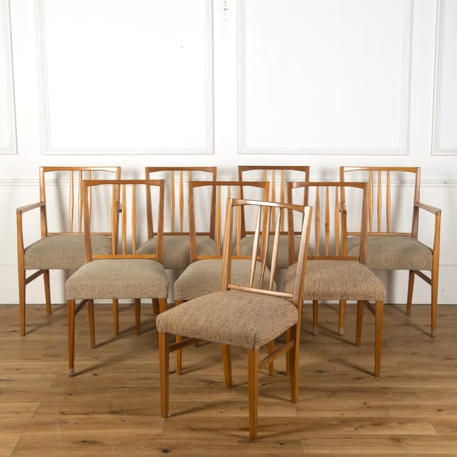 Set of Eight Gordon Russell Chairs CD2710032