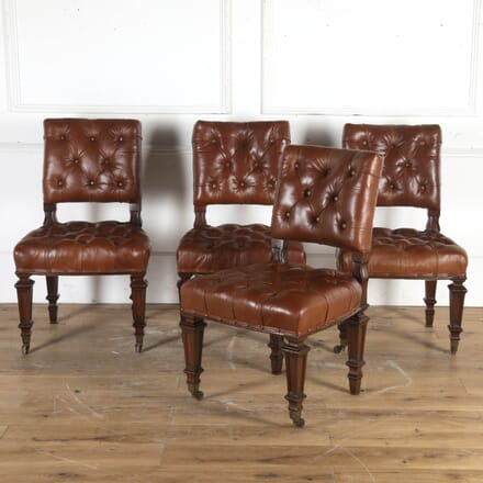Set of Four Holland & Sons Dining Chairs CD8715350