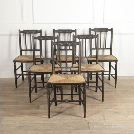 Regency Side Chairs attributed to Gillows CH0914975