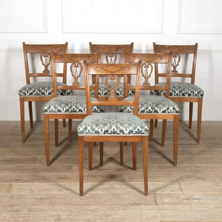 Set of Six French 19th Century Dining Chairs CD5216355