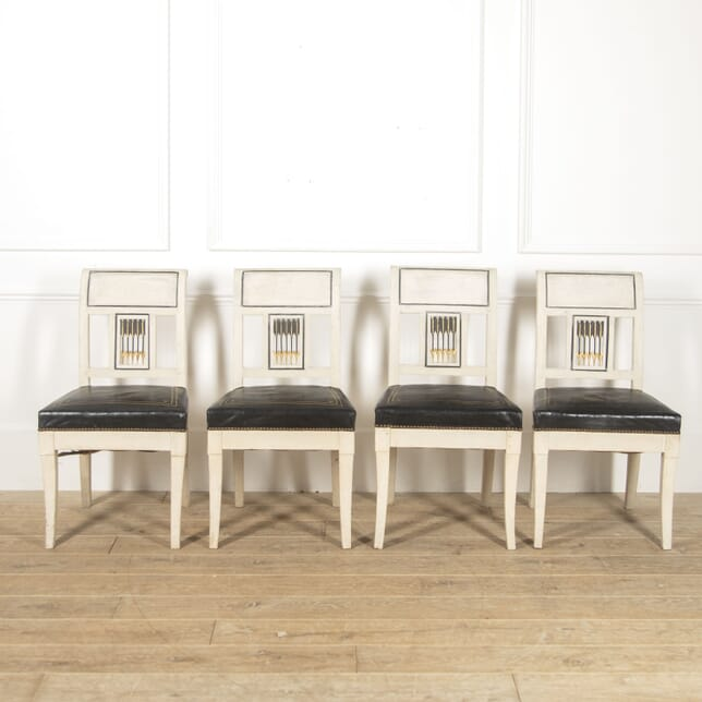 Set of 18th Century Directoire Chairs CD4117006