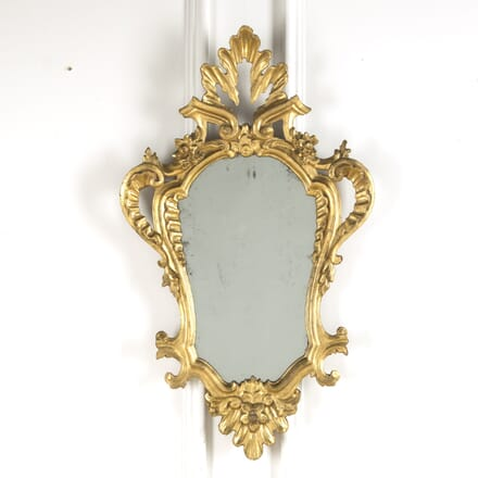 Set of Tuscan Gilt Wood Mirrors MI2910111