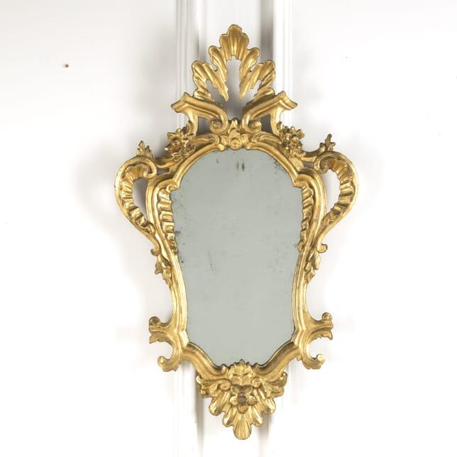 Set of Tuscan Gilt Wood Mirrors MI2910111