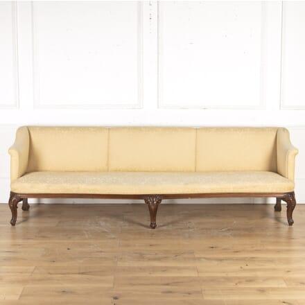 Long English 19th Century Sofa SB2015757