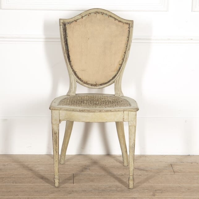 Sheraton Style Painted Chair CH7815296