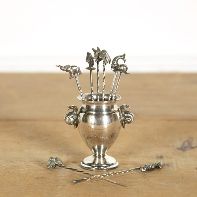 Silver French Cocktail Set DA159080