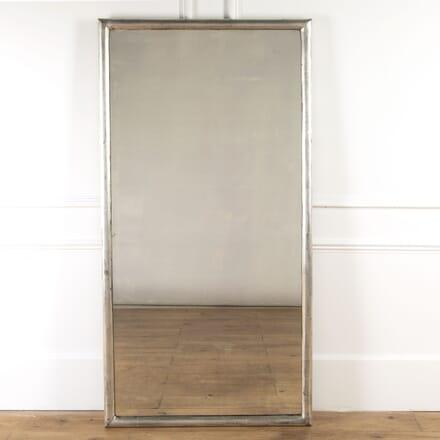 French Silver Gilt Bistro Mirror MI7116948
