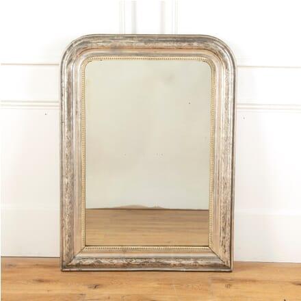 Silver Louis Philippe Mirror MI7110795