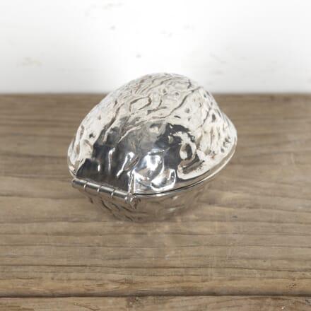 Novelty Silver Plate Nutcracker DA1515249